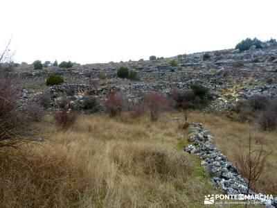 Enebral, Ermita Hornuez–Villa Maderuelo; excursiones fin de semana; excursiones de un dia